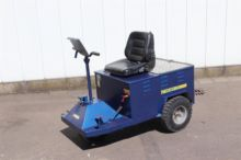 Hawe 3-wheel electro transporte