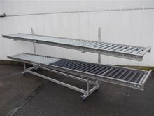 Alubo Roller conveyor trolley