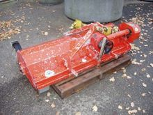 Used SBO flail mower