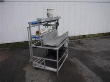 Devette sealing machine for ros