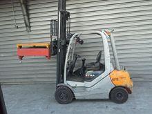 Used 2008 STILL RX70