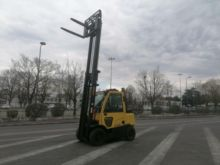 2007 Hyster H4.0FT5 10912