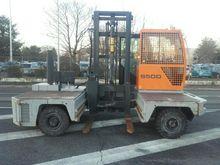 2013 Hubtex S50D 13649