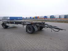 2012 Crown Box Carrier Mega