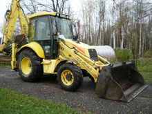 Used HOLLAND LB110 L