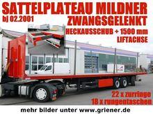 Used MILDNER SATTELP