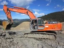 Used Hitachi ZX 350