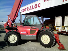 Used MANITOU MT 1330