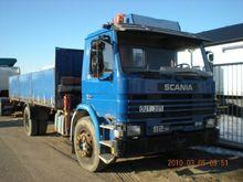 Used 1984 SCANIA P 8