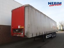 Pacton T3-004 curtainsider