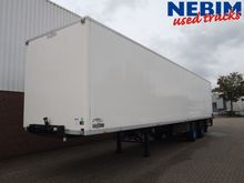 Chereau RO12 02B 2 axle box