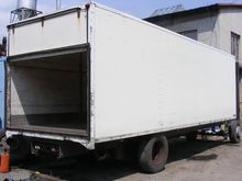 Used Trailer closed