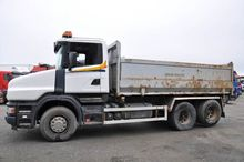 Used 2003 SCANIA T12