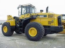 Used Komatsu WA 500