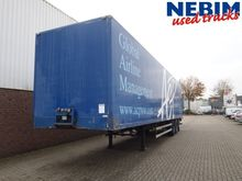 Jumbo TO 180.E // 3 axle BOX