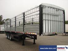 Schmitz Cargobull Semitrailer P