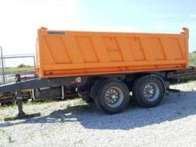 Used Meiller MZDA 18
