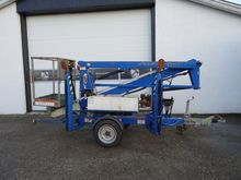 Used Nifty Lift 120T