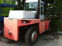 Used Kalmar 10-600 i