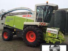 Used Claas 890 in Vr