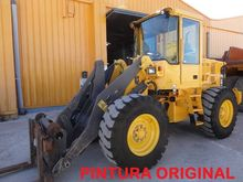 Used Volvo L50E in S