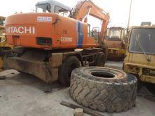 Used HITACHI EX100WD
