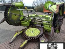 Used Claas RU 450 in