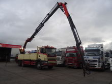 Scania 124-400 6X4 MET PALFINGE
