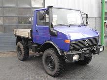 Mercedes-Benz Unimog U1000