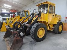Used Volvo L50 in Ma