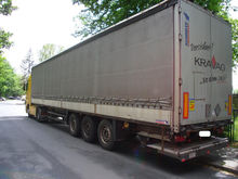 Schmitz Cargobull Bordwände + H