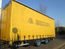 Used SYSTEM TRAILER
