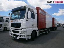 2009 MAN TGX 26.440 6X2-2 LL Kü