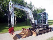 Used Bobcat E 80 in