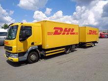 DAF FA 45LF220 G12 EEV + Koffer