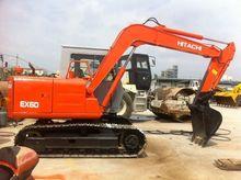 Used HITACHI EX60-1,