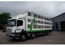 Scania 114-380 8x4 Euro 2 Anima