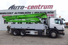 Used Scania P340 SCH