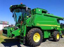 Used John Deere T 66