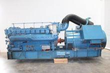 Used MTU 16 V 396 en