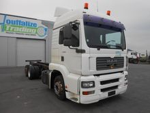 Used MAN TG 410 A in