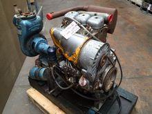 Deutz Waterpomp 3 cilinder