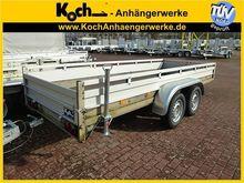 Koch 150x400cm 2,0t Tandem
