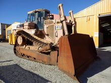 Used Caterpillar D 8