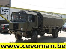 Mercedes Benz SAURER 6DM 4x4