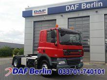 2011 DAF CF 85.460 FT Hydro Axl