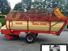 Used Krone Turbo 250