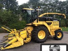 Used NewHolland FX 4