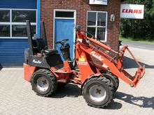 Used Fuchs F853H in