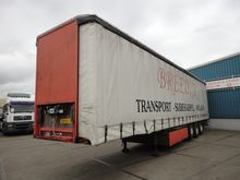 Pacton 3-AXLE CURTAINSIDE (BIG